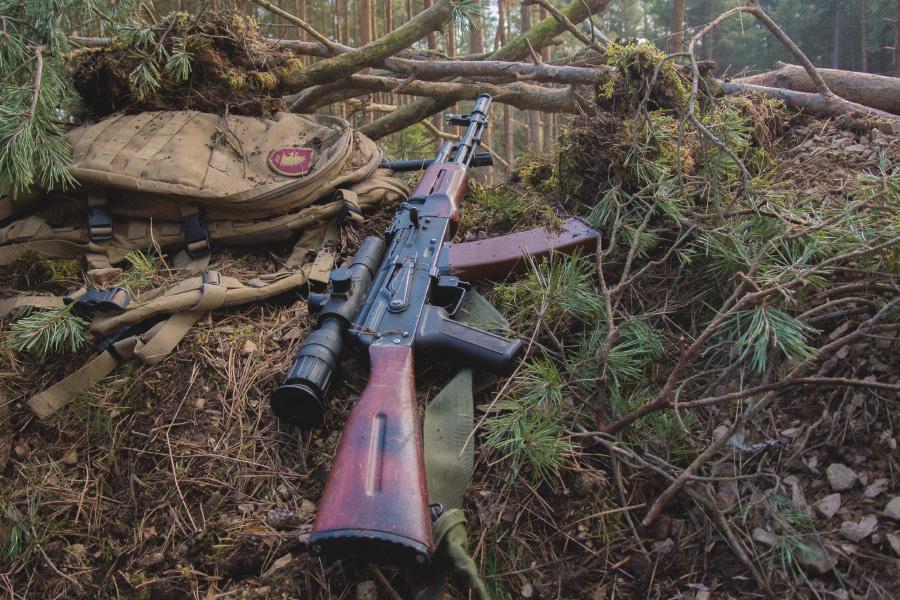 AK-74 & PSO-1 - ACM
